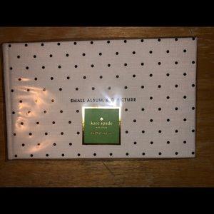 🙌🏼 3 for $15 🙌🏼 Kate Spade Photo Album